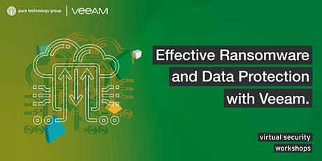 Effective Ransomware and Data Protection with Veeam tickets