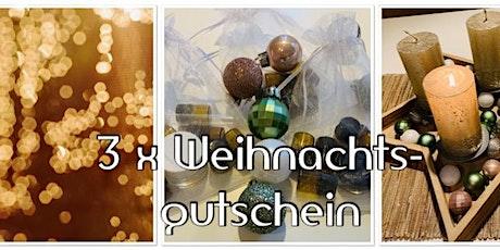 3 x WOHLFÜHL- GUTSCHEIN Tickets