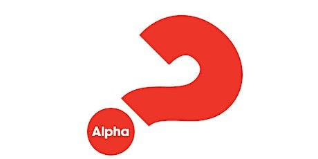 Online Alpha tickets