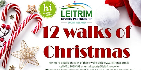 8th Walk of Christmas at Shannon Erne Blueway Kilclare tickets