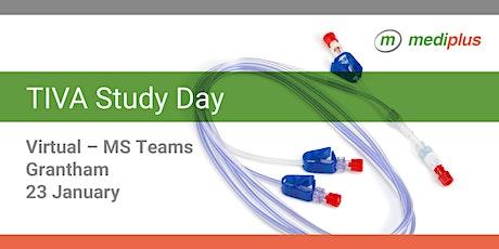 TIVA/TCI Study Day - Grantham tickets