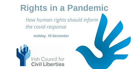 Human Rights in a Global Pandemic tickets