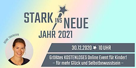STARK INS NEUE JAHR 2021 mit Nicki Tickets
