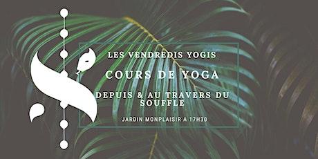 Les vendredis yogis billets