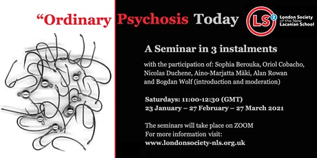 Ordinary Psychosis Today tickets