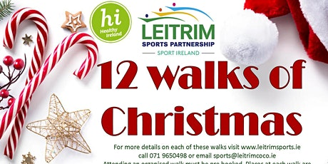 12th Walk of Christmas at Castlecara loop Carrick on Shannon tickets