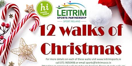 11th Walk of Christmas at Bothar Na Naomh Trail Cloone tickets