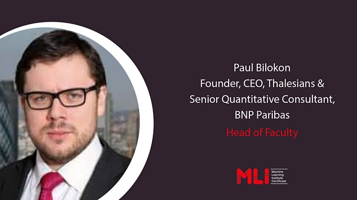 Machine Learning and the Future Direction of Quantitative Finance (MLI) image