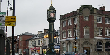 Ian Jelf's (Virtual)  Tour of Birmingham's Jewellery Quarter tickets
