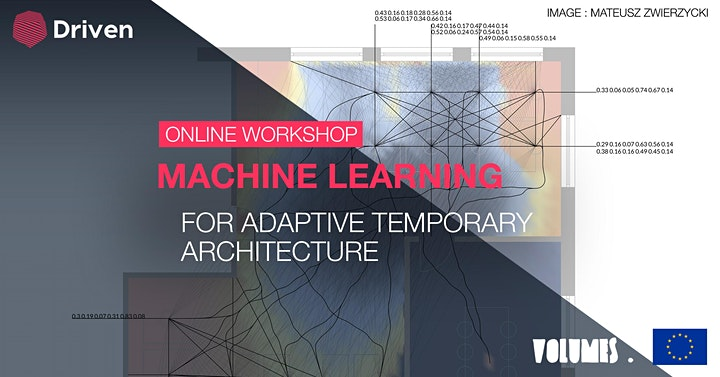 Online workshop: Machine Learning for Adaptive Temporary Architecture image
