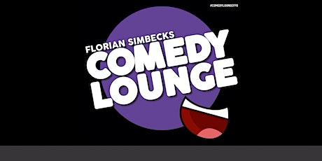 VERLEGT AUF UNBEKANNT - Comedy Lounge FFB - Vol. 4 Tickets