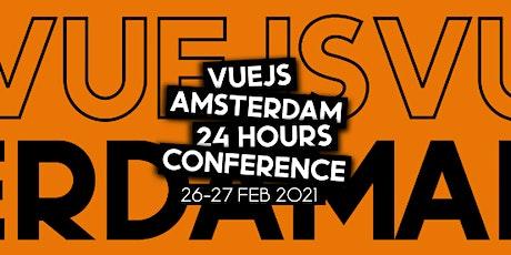Vuejs Amsterdam 2021 tickets