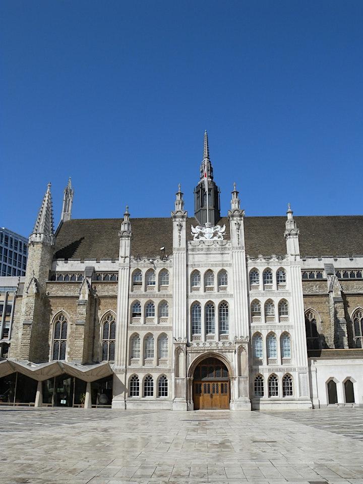 "Ian Jelf's (Virtual) ""London:  Secrets of the City"" tour image"