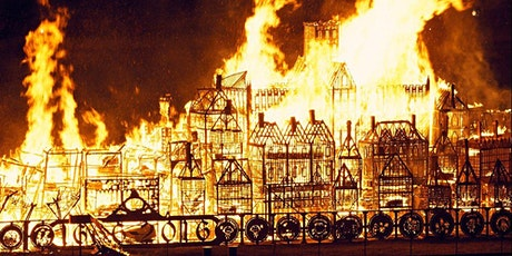 City of London Guides - London's Burning tickets