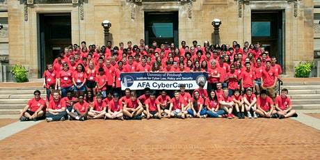 2021 Air Force Association CyberCamp hosted by Pitt Cyber (virtual) tickets