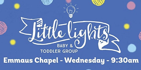 Little Lights toddler group tickets