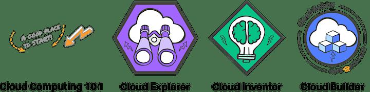 Principles X (Cloud Computing1) @ ONLINE Sat Weekly: 11 Sep-13 Nov | 9-11am image
