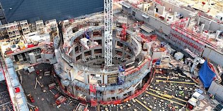 Converses #11: Estat i perspectives de la fusió nuclear - El projecte ITER entradas