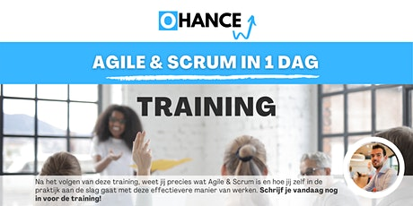 Agile & Scrum in 1 dag (via Zoom) tickets