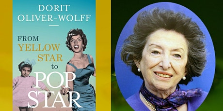 An Evening with Dorit Oliver- Wolff: Pop Star, Pin Up & Holocaust Survivor tickets