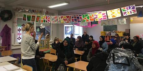 Infosessie Nederlands leren en oefenen voor ouders - Molenbeek billets