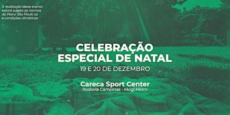 Celebração Especial de Natal ingressos