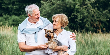 Dementia Family Dog: Canine Professionals Insights Webinar tickets