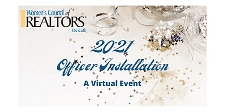 2021WCR Dekalb  Virtual Officer Installation tickets