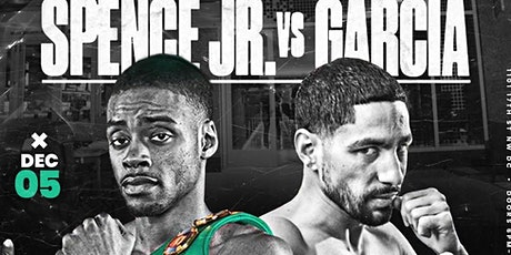 SPENCE JR Vs GARCIA WATCH PARTY at GRID SATURDAYS at BARCODE tickets