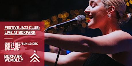 FESTIVE JAZZ CLUB tickets