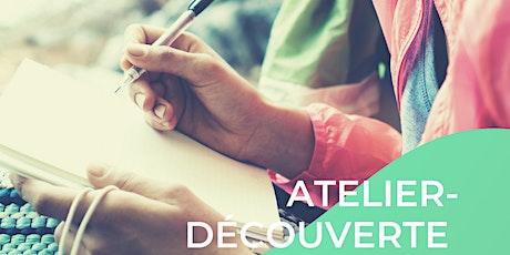 Atelier MA RECONVERSION COMMENCE ICI déclic et engagement 2H en ligne billets