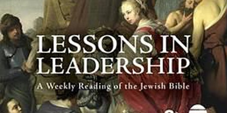 Leaders Creating Leaders -  A study group learning the Torah of Rabbi Sacks tickets