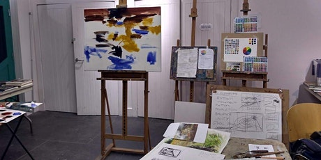 Jonathan Shearer; Improve your Painting and Drawing Skills tickets