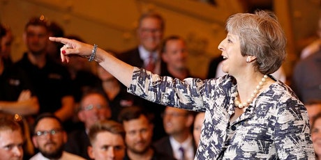 An Evening with the Rt Hon Theresa May MP tickets