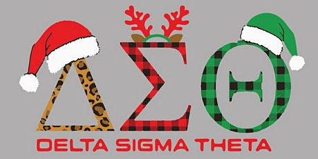 Delta Sigma Theta-ΣΜ Holiday Party-Virtual tickets