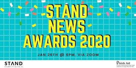 STAND News Awards 2020  tickets