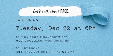 Let's Talk Race tickets