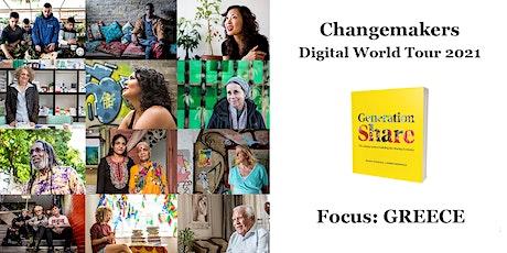 Digital Generation Share World Changemakers Launch Tour: Focus on Greece tickets
