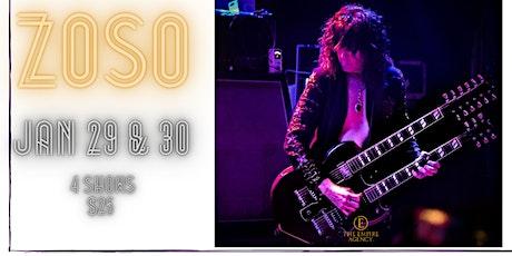 ZOSO - [Saturday - Late Show] tickets