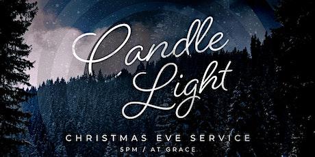 Christmas Eve Candlelight Service @ Grace tickets