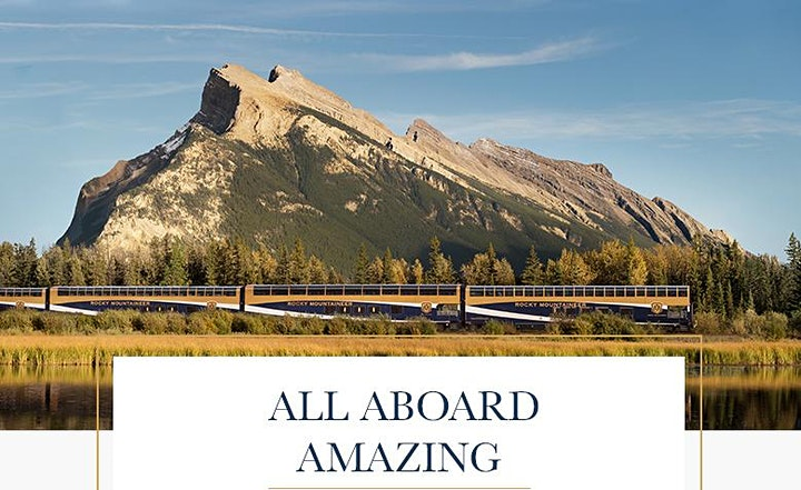 Luxury Rail: Rocky Mountaineer with a NEW USA Rockies Route image