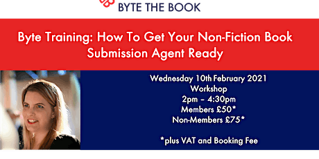 How to Get Your Non-Fiction Book Submission Agent Ready tickets
