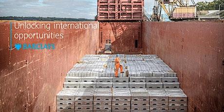 Unlocking International Opportunities billets