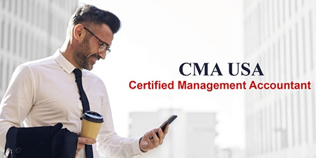 CMA (Certified Management Accounting , USA) - Best Passing rates in Qatar tickets