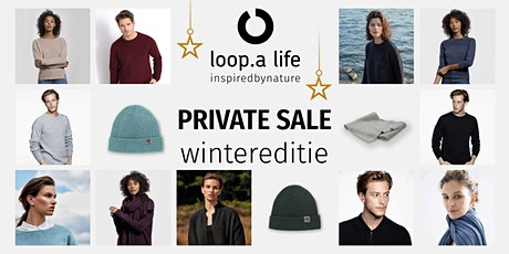 Loop.a life - Private Sale - wintereditie tickets