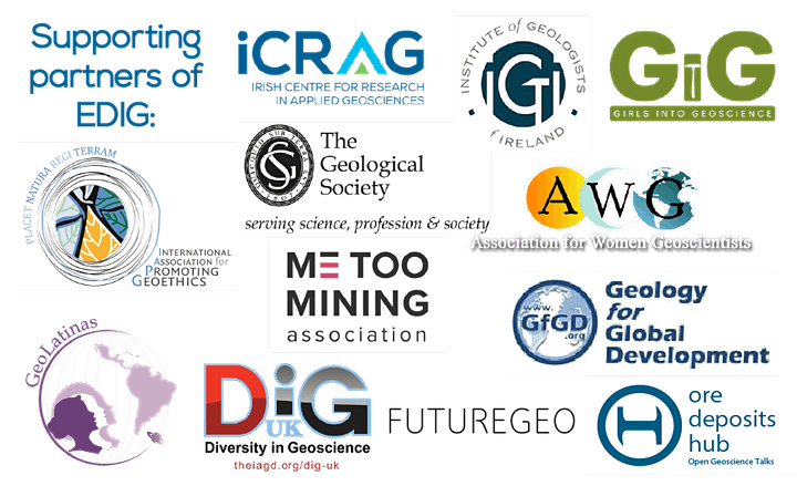 The Equality, Diversity, & Inclusion in Geoscience (EDIG) Conference image