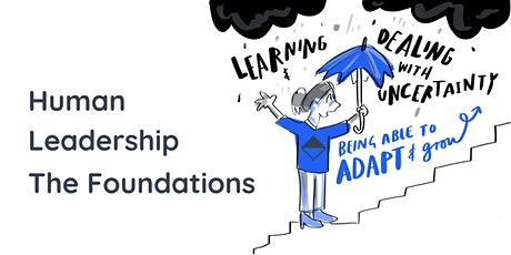 Human Leadership: The Foundations tickets