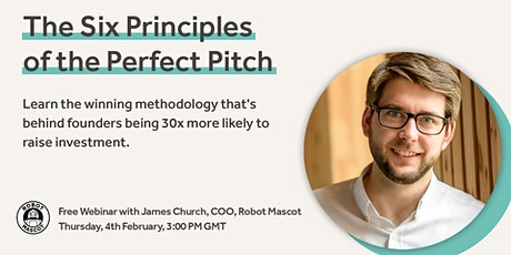 The Six Principles of the Perfect Pitch tickets