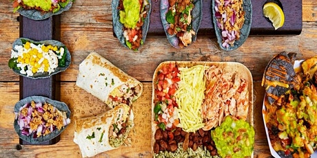 Mexican food night tickets