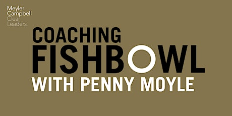 Coaching Fishbowl: with Penny Moyle tickets